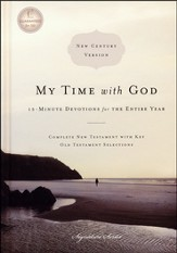 NCV My Time with God: 15-Minute Devotions for the Entire Year (slightly imperfect)