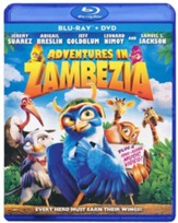 Adventures In Zambezia, DVD/Blu-ray Combo