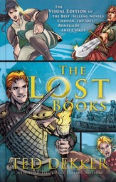 The Lost Books: The Visual Edition - 4 in 1 Graphic Novels