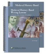 Medieval History-Based Writing Lessons, Third Edition Teacher/Student Combo