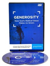 Generosity: How God's Radical Grace Makes Us Givers DVD