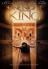 One Night with the King, DVD