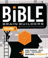 Bible Brain Builders - Volume 3