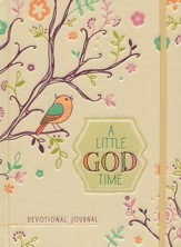 A Little God Time Devotional Journal