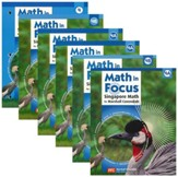 Math in Focus: The Singapore Approach Grade 4 Student Pack