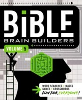 Bible Brain Builders - Volume 5
