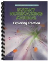 Notebooking Journal for Exploring Creation with Botany