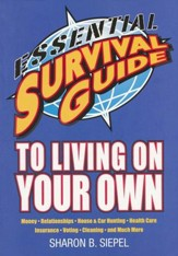 Essential Survival Guide to the First Year on Your Own