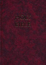New American Revised Bible (NABRE) School and Church  Edition, Large Print