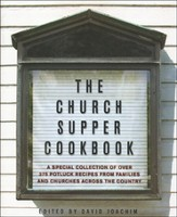 The Church Supper Cookbook  - Slightly Imperfect