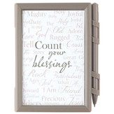 Count Your Blessings Memo Pad