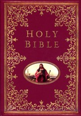 NKJV Providence Collection Family Bible, Hardcover