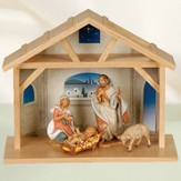 My First Nativity, 5 Piece Set, Fontanini Collection