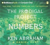 The Prodigal Project: Numbers          - Audiobook on CD