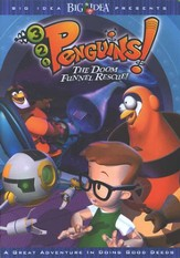 The Doom Funnel Rescue: 3-2-1 Penguins! #5, DVD