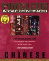 Conversational Chinese (Mandarin) 16 Lessons, 8 CDS