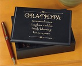 Grandpa Treasured Times Trinket Box