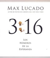 3:16 Los Numeros de la Esperanza, Audiolibro  (3:16 The Numbers of Hope, Audiobook), CD