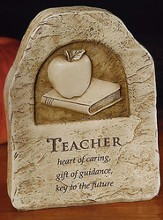 Teacher, Heart of Caring Plaque