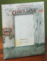 God's Love Photo Frame
