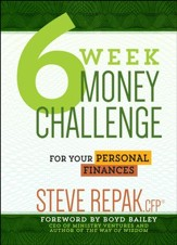 6-Week Money Challenge: For Your Personal Finances