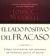 El Lado Positivo del Fracaso, Audiolibro  (Failing Forward, Audiobook), CD