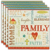 Family Coaster Set