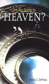 Are You Going to Heaven? (NIV), Pack of 20 Tracts