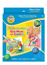Berenstain Bears, God Made the Colors, Color Wonder