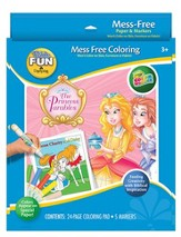Princess Parables, Color Wonder