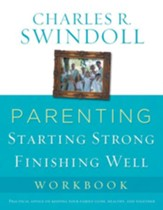Parenting: From Surviving to Thriving Workbook - eBook