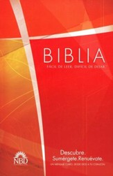 Biblia Económica NBD, Enc. Rústica  (NBD Economy Bible, Softcover) - Slightly Imperfect