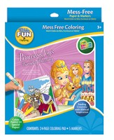 Princess Joy's Birthday Blessing, Color Wonder