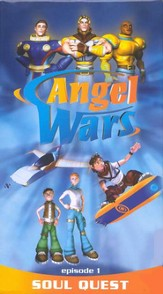 Angel Wars: Soul Quest Episode 1, VHS Video