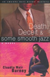 Death, Deceit, & Some Smooth Jazz, Amanda Bell Brown Series #2