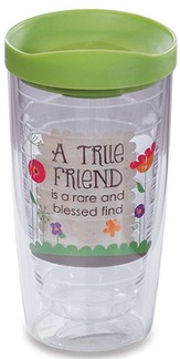 A True Friend Tumbler