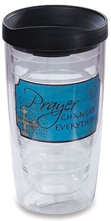 Prayer Changes Everything Tumbler