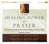 The Healing Power of Prayer        - Audiobook on CD