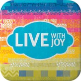 Live With Joy, Doses of Encouragement, Pill & Vitamin Box