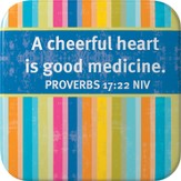 A Cheerful Heart Is Good Medicine, Doses of Encouragement, Pill & Vitamin Box