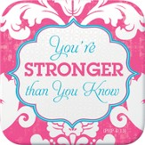 You're Stronger Than You Know, Doses of Encouragement, Pill & Vitamin Box