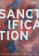 Sanctification: Battling Subtle Sins DVD