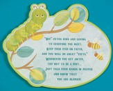 Bee Extra Kind, Bug Plaque
