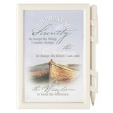 Serenity Prayer Memo Pad