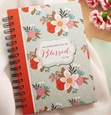 Blessed Spiral Bound Journal