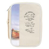 Serenity Prayer Bible Cover, Large