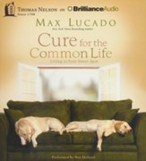 Cure for the Common Life, Abridged audio CD