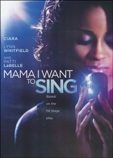 Mama I Want to Sing, DVD