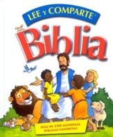 Biblia Lee y Comparte  (Read and Share Bible)