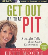 Get Out of That Pit, MP3-CD